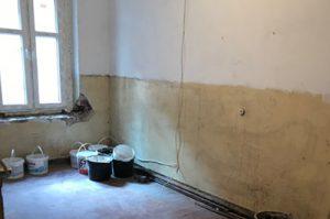Chorzów Stalmacha mieszkanie przed remontem